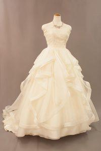 ウェディングドレス008