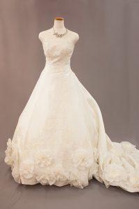 ウェディングドレス011