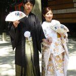住吉神社の結婚式