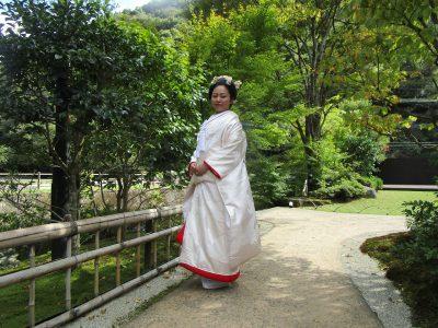 和風レストラン 茅乃舎(かやのや)緑の遊歩道
