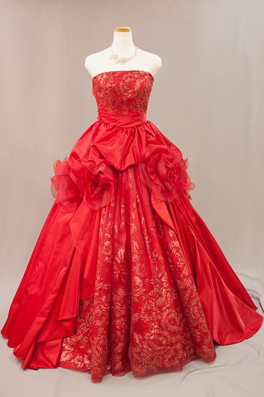 カラードレス010