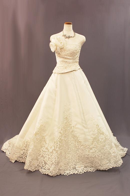 ウェディングドレス002