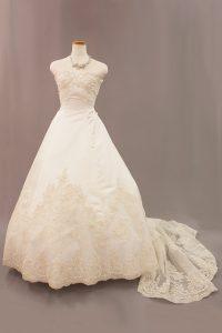 ウェディングドレス007