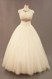 ウェディングドレス009