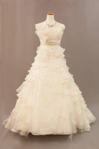 ウェディングドレス010
