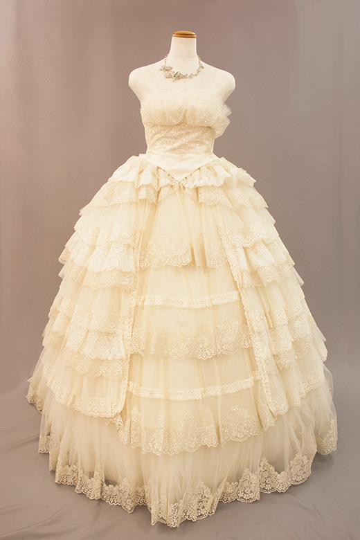 ウェディングドレス012