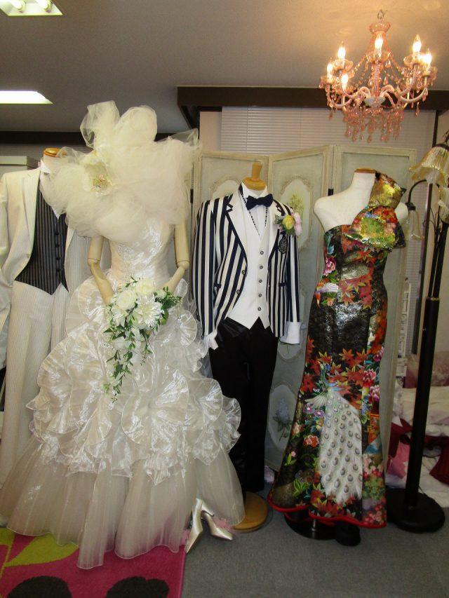 博多区の結婚式衣装レンタル