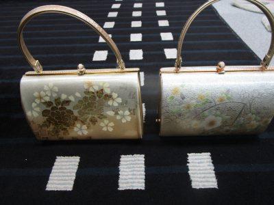 神社挙式の留袖に合わせるバッグ