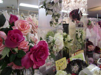 福岡市博多区の結婚式衣装店 ブライダルトマト店内1