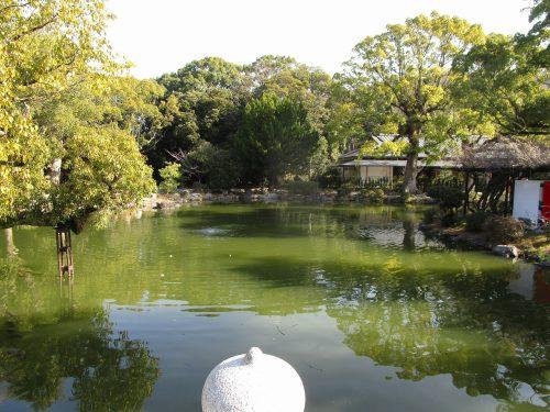 宗像大社 庭園
